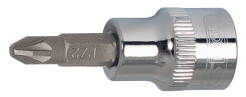 "KS TOOLS Nasadka 3/8"" z grotem PZ2 CHROME 918.3878"