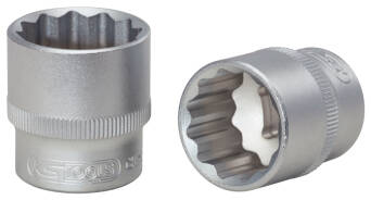 "KS TOOLS Nasadka 3/8"" 12mm 12-kt krótka CLASSIC 911.3985"